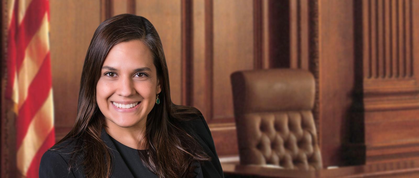 Carrie Garcia Sanders